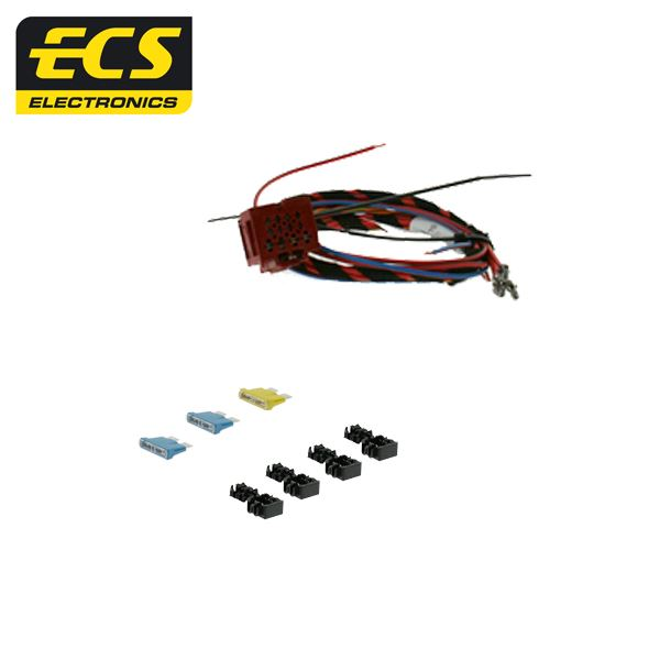 Audi extension kit including 15A connection